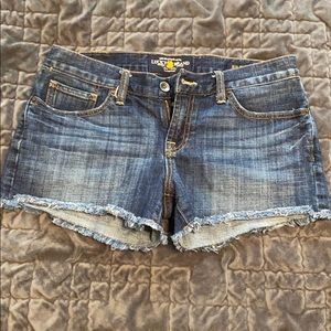 Lucky Riley Shorts Size 27